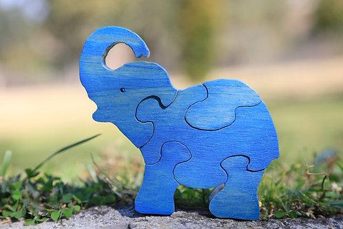Mamma Elephant Puzzle