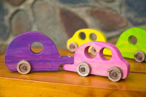 Car-Trailer Set,Small