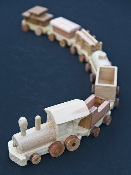 Munchkin Train Set