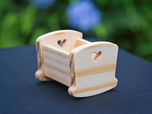 Munchkin Cottage Furniture - Cradle