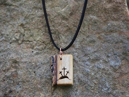 Calvary Cross Necklace