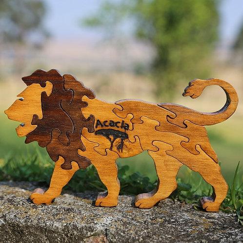Male Lion Puzzle