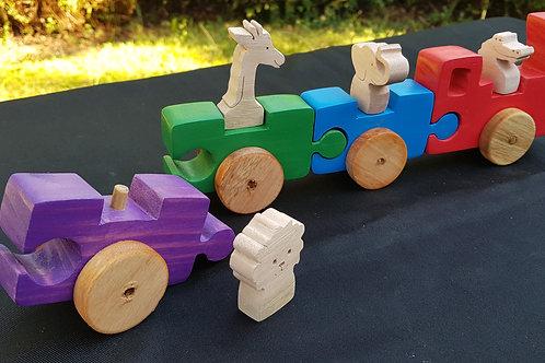 Munchkin Mini Train