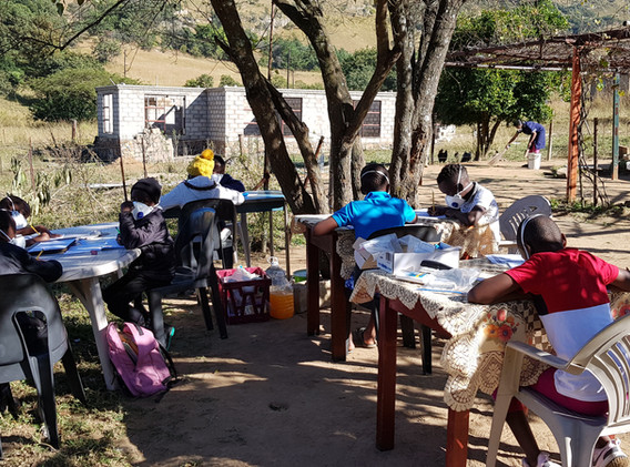 Stage 2 - School at the homesteads
