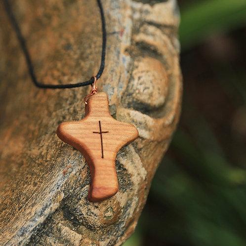 Comfort Cross Necklace