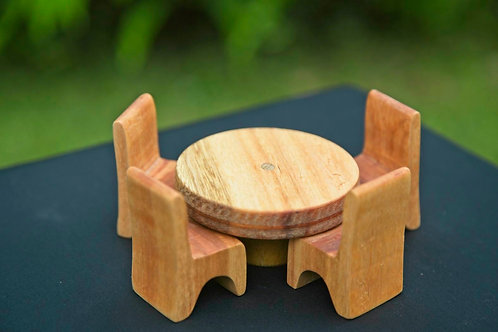 Munchkin Cottage Furniture - Table and Chairs