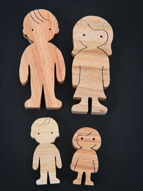 Munchkin Doll Family 1