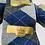 "Thumbnail:  Blue Silver Diamond Socks "" Antibacterial"""
