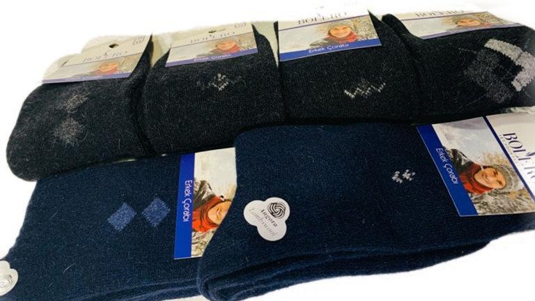 Angora Socks