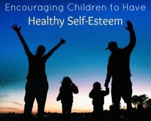 Healthy Self Esteem For The Youth From The Mouth Of Babes
