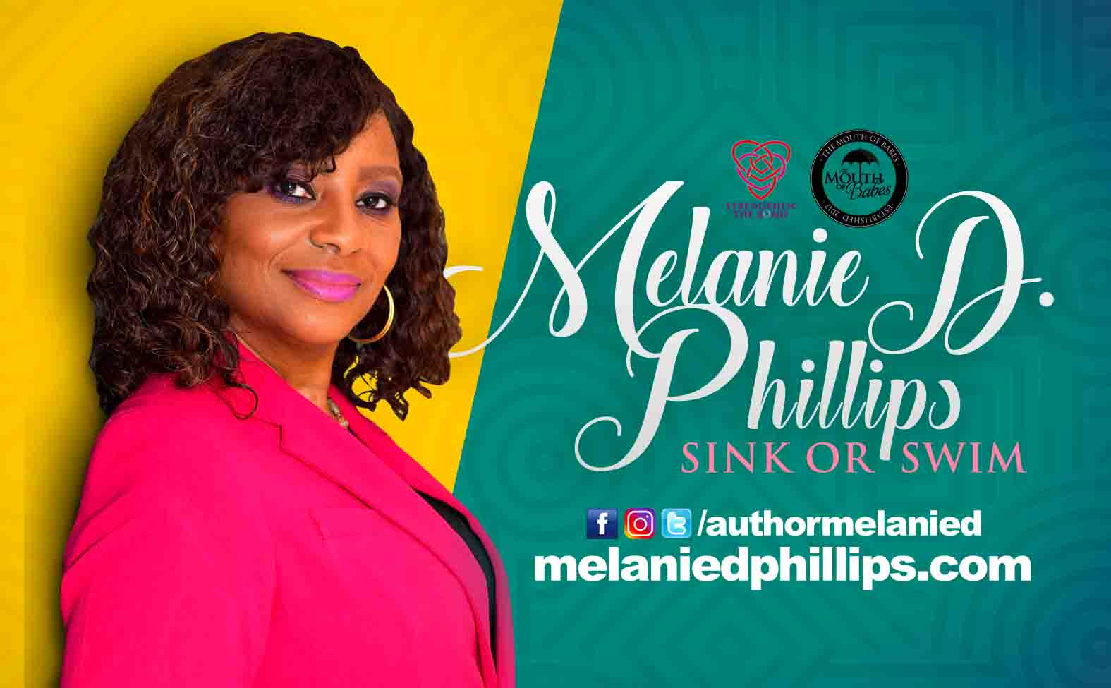 Author Melanie D Flyer
