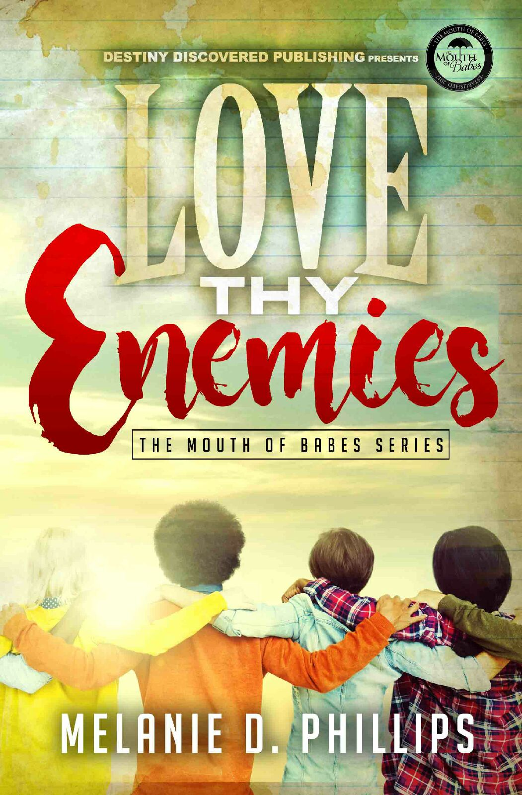 Love thy Enemies Book Cover