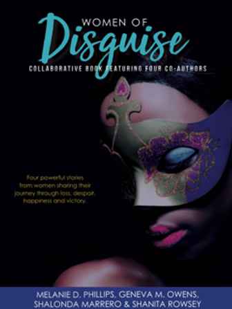 The Women of Disguise Anthology