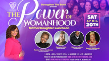 Strengthen The Bond Mother/Daughter Luncheon