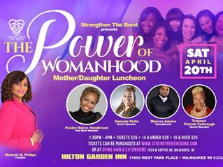 Strengthen The Bond Mother/Daughter Luncheon