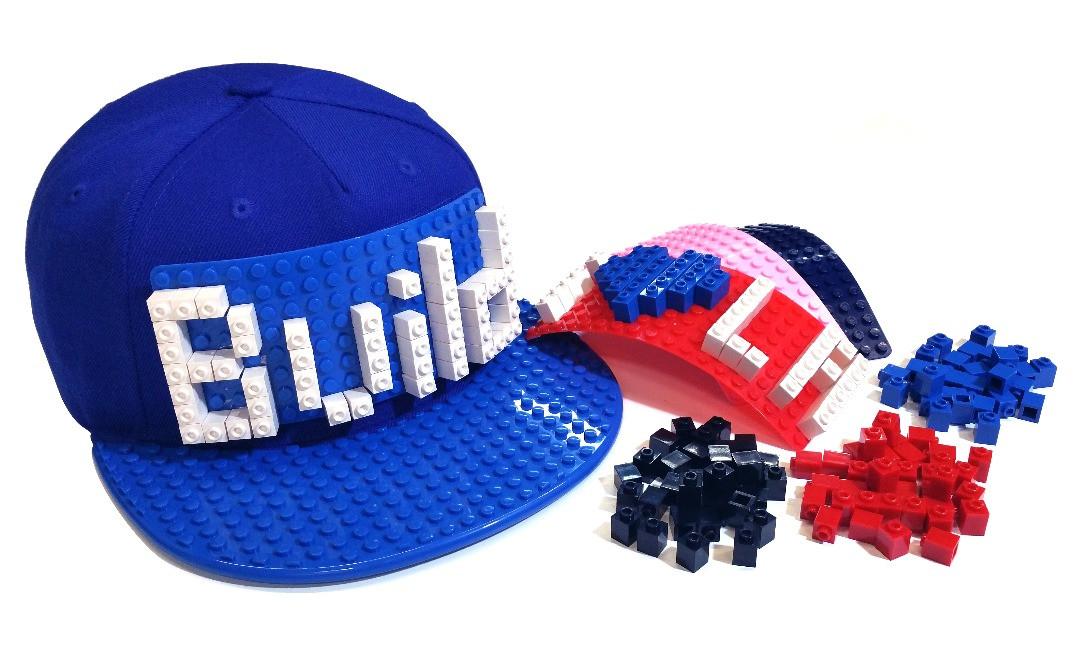 62fcb9c91 Brick Brick Gear - Toy Brick Hat