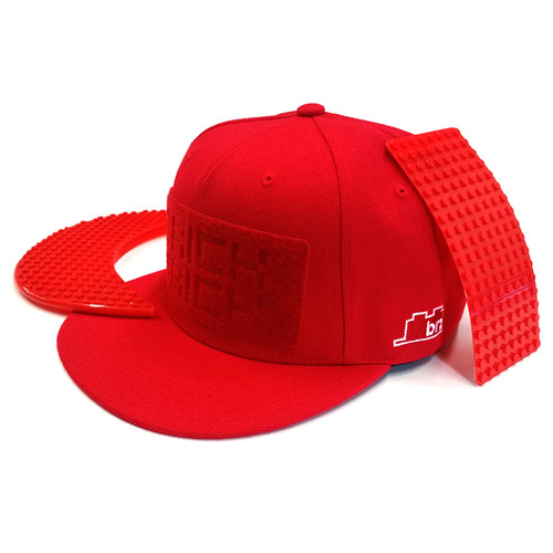 830f56dab4b Brick Brick Gear - Toy Brick Hat