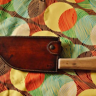 Fourreau pour couteau de cuisine portable
