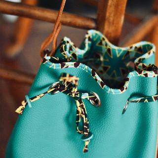 Saul turquoise