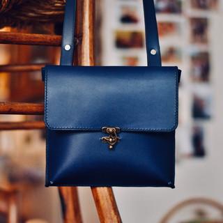 Mariette bleu nuit