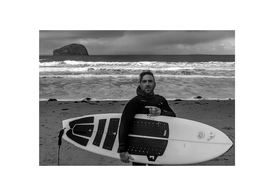 The Surfer Dude