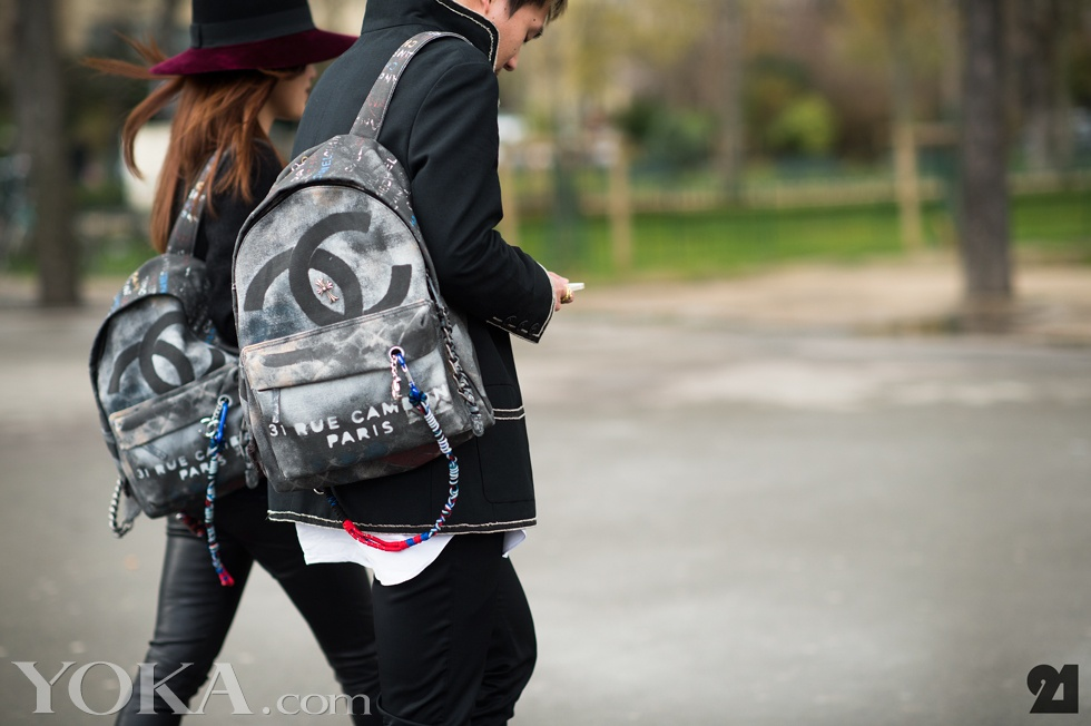 Replica Chanel Graffiti Backpacks Are Worth To Buy In 2015