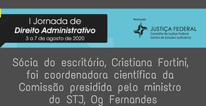 Justiça Federal publica enunciados aprovados na I Jornada de Direito Administrativo