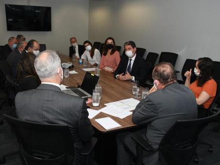 Sócias do Carvalho Pereira, Fortini participam de reunião de mediação entre o Município e SetraBH