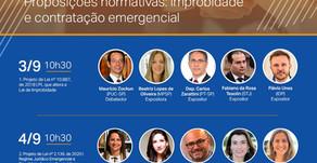 Cristiana Fortini participa de webinar da AASP e IBDA