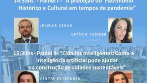 Maria Fernanda Pires palestra em evento da OAB/MG