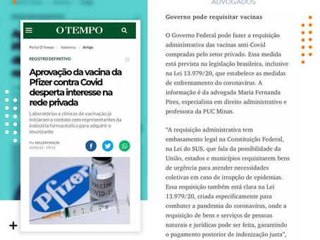Carvalho Pereira Fortini na mídia