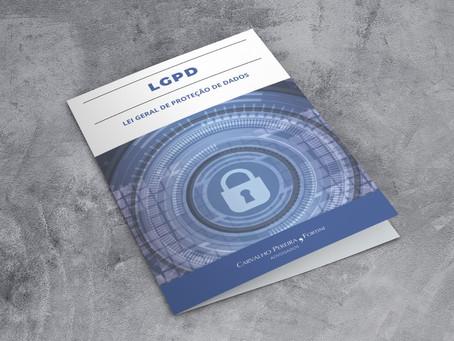 Material Informativo sobre LGPD