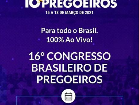 16º Congresso Brasileiro de Pregoeiros