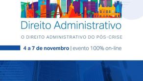 Sócias do Carvalho Pereira, Fortini palestram no maior evento de Direito Administrativo do Brasil