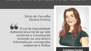 Cristiana Fortini tem artigo publicado no site ConJur