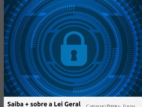 Carvalho Pereira, Fortini – especializado em LGPD – realiza debate sobre o tema