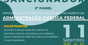 Maria Fernanda Pires participa do Webinário Direito Administrativo Sancionador da Escola da AGU