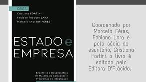 Livro organizado por Cristiana Fortini está disponível para pré-venda