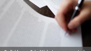 Artigo. O pagamento: aspectos favoráveis ao contratado no Projeto de Lei nº 4.253/2020