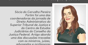 Artigo Cristiana Fortini - Os efeitos das sanções em matéria de contratação pública