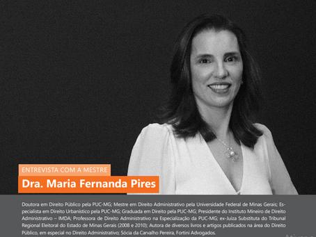 Sócia Maria Fernanda Pires concede entrevista sobre LGPD