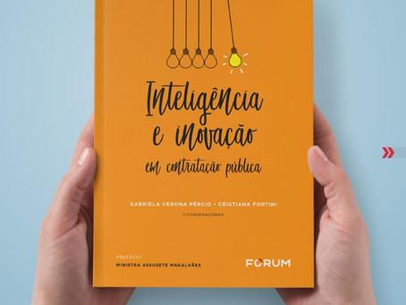 Maria Fernanda Pires e Cristiana Fortini lançam livro sobre licitação