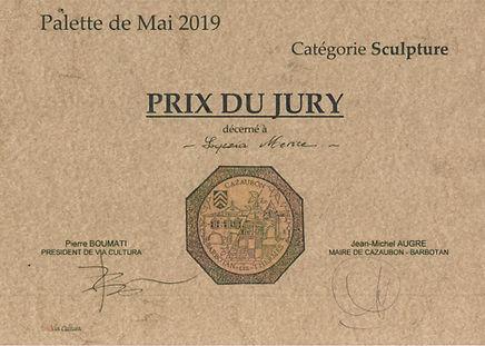 PRIX JURY 2019