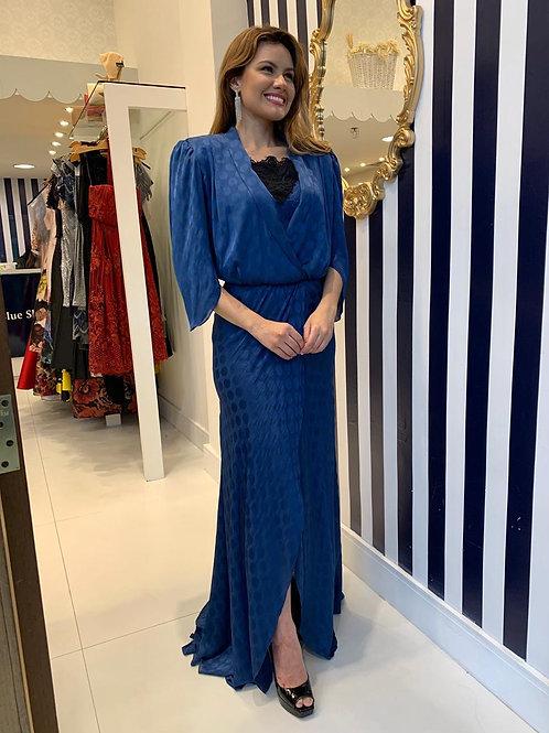 Vestido Azul com Sleepy Dress