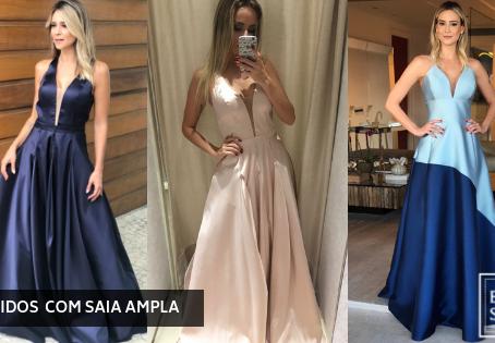 Clássico e poderoso - Como usar Vestidos de Alfaiataria em festas de gala.