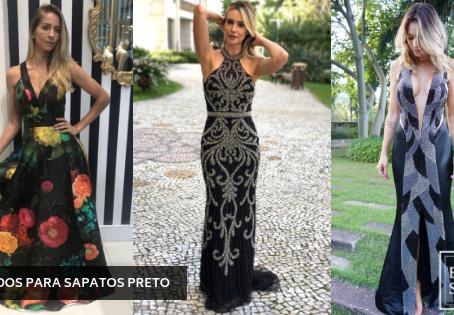 Sapato Ideal: Como combinar com seu vestido de festa?
