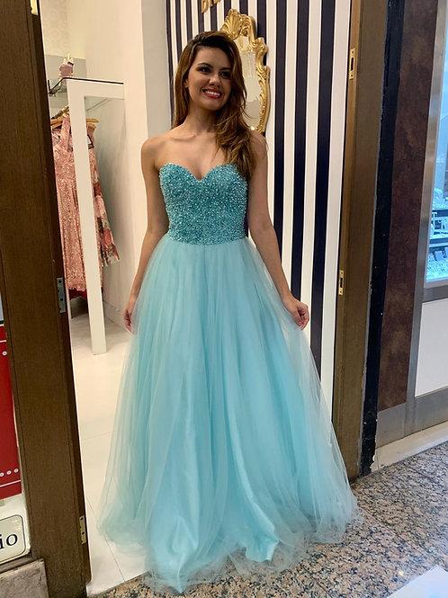 Vestido de Debutante Tiffany