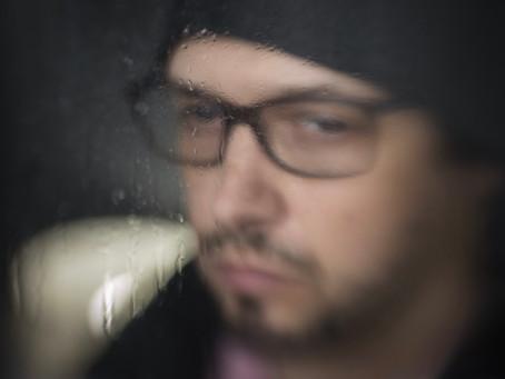 "Quarantine Photo Idea - ""Rain"" Self Portrait"