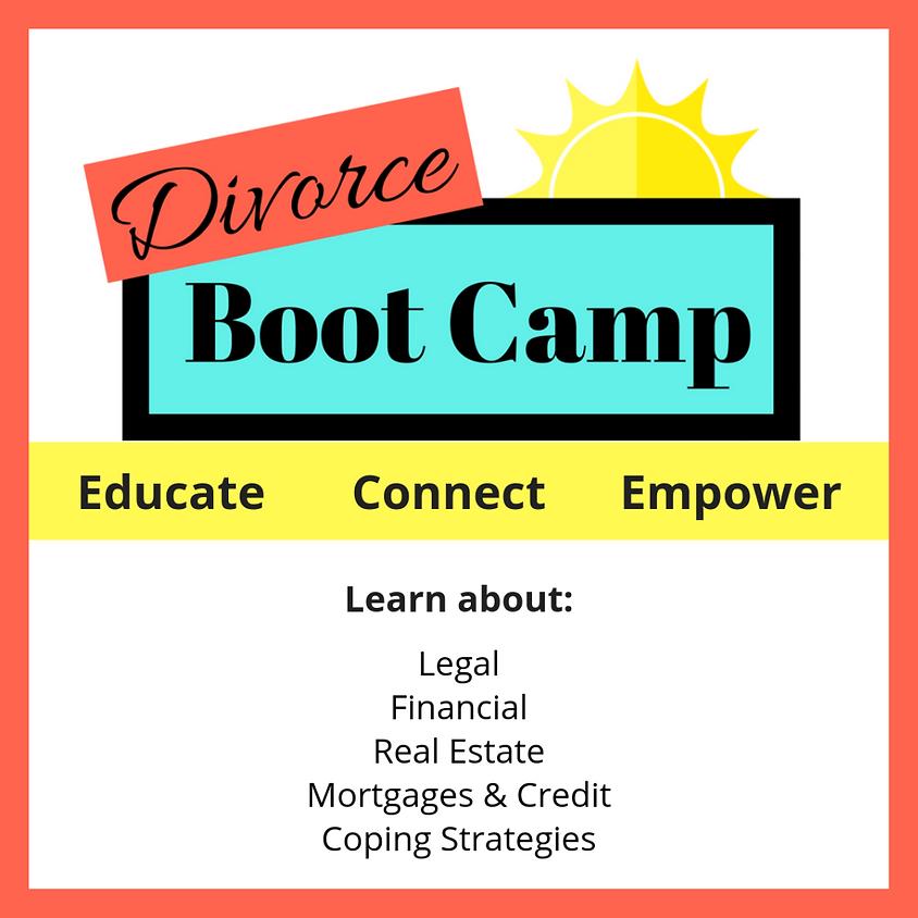 No-Cost Divorce Boot Camp Webinar