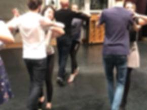 latin and ballroom lessons london